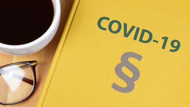 Covid-19 - Rechtsfragen
